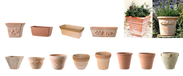 Semi-order Planter European